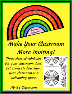 Make Your ClassroomMore Inviting!