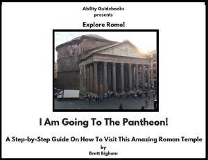 I Am Going To The Pantheon (AD)