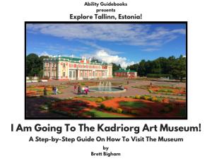 Cover Kadriorg Museum