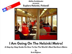 cover Helsinki Metro