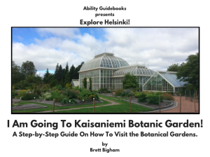 cover Kaisaniemi Botanic Garden