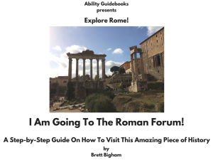 I Am Going To The Roman Forum Ability Guidebook-2