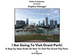 Ability Guidebook_ I Am Going To Buckingham Fountain!
