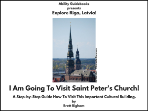 Ability Guidebook_ I Am Going To Saint Peter's Church!