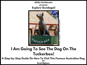 Ability Guidebook_ I Am Going To See The Dog On The Tuckerbox!