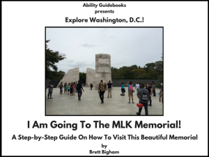 cover_ I Am Going To The MLK Memorial