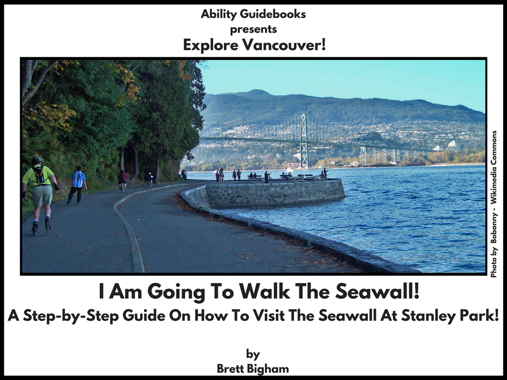 Ability Guidebook_ I Am Going To Stanley Park!