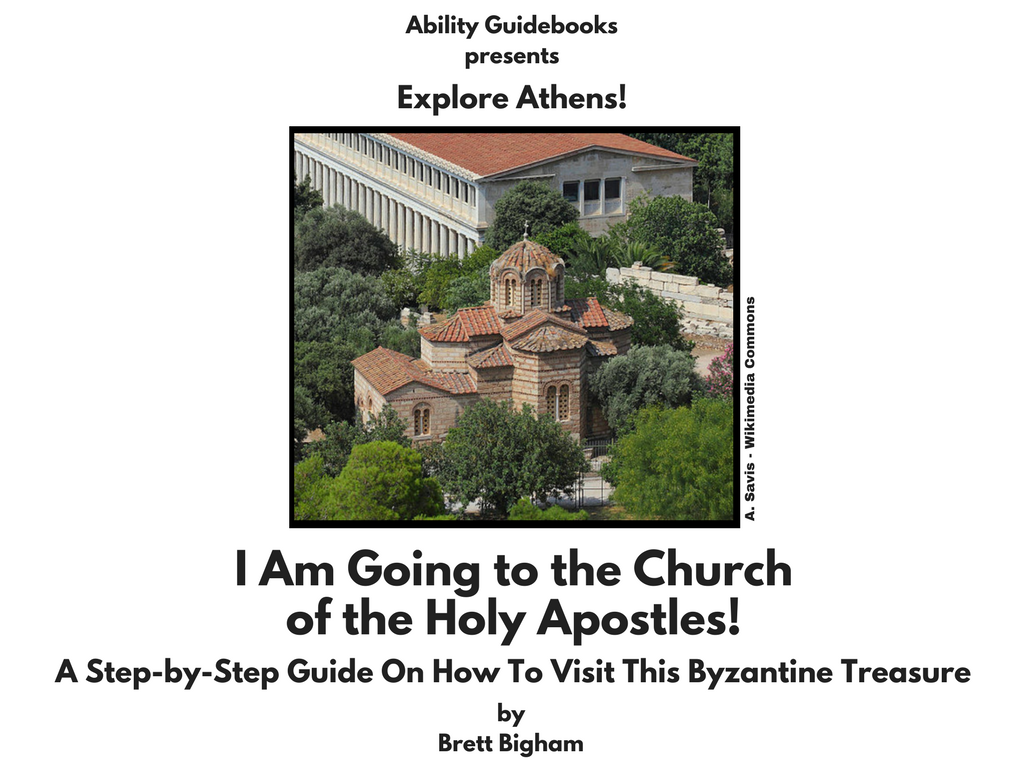 Ability Guidebook_ I Am Going To The Church of the Holy Apostles.