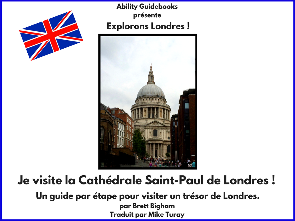 French Ability Guidebook_ I Am Going To St Paul's Cathedral!