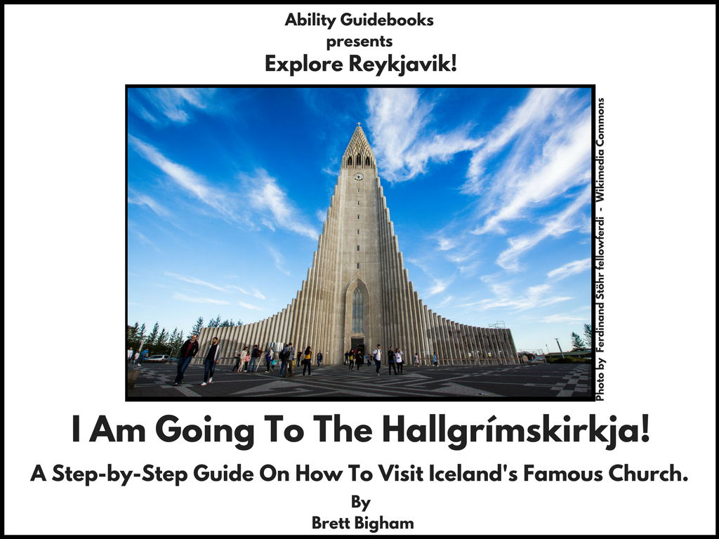 Ability Guidebook_ I Am Going To The Hallgrímskirkja!