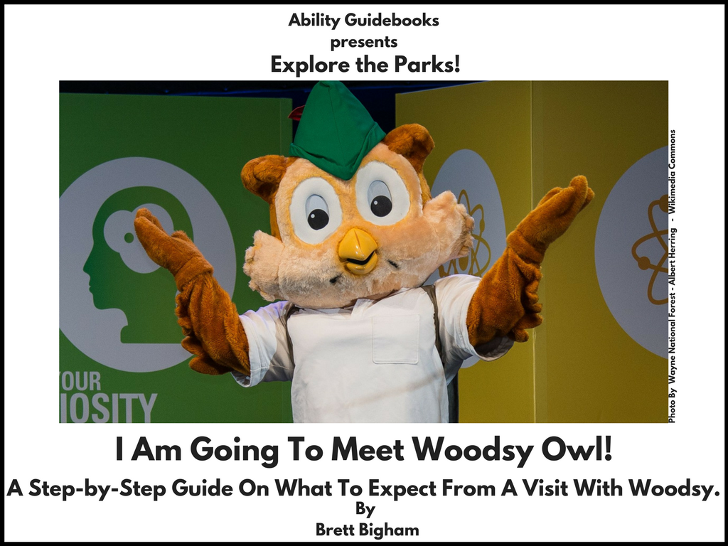 I Am Going To Meet Woodsy Owl!